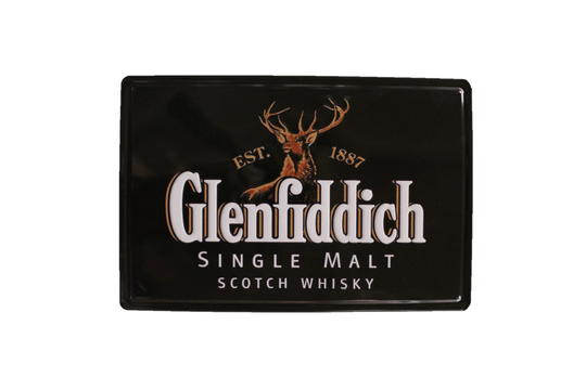 Glenfiddich - Single Mal Scottisch Whisky (3D)
