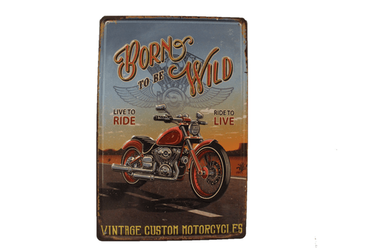 Born to be Wild (3D)