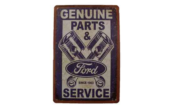 Ford Parts & Service
