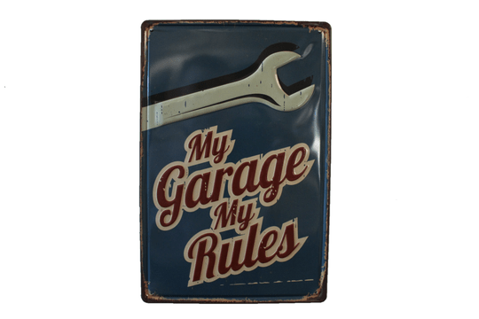 My Garage, My Rules (3D)