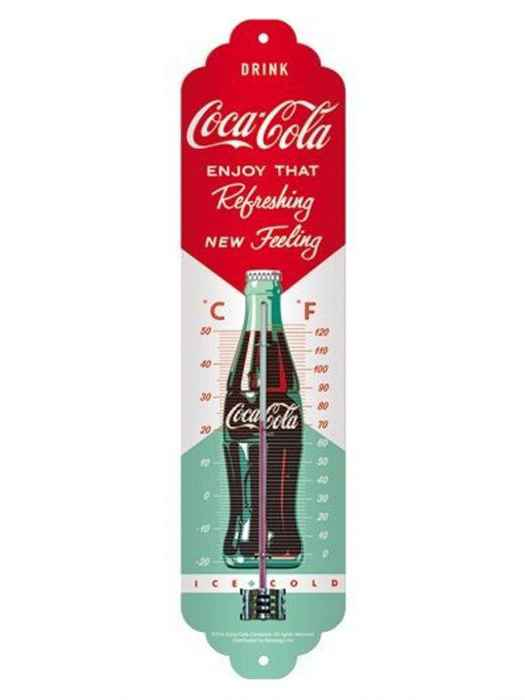 Coca Cola Refreshing thermometer
