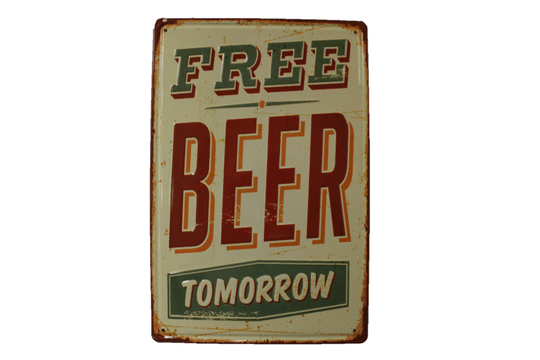 Free Beer Tomorrow  (3D)