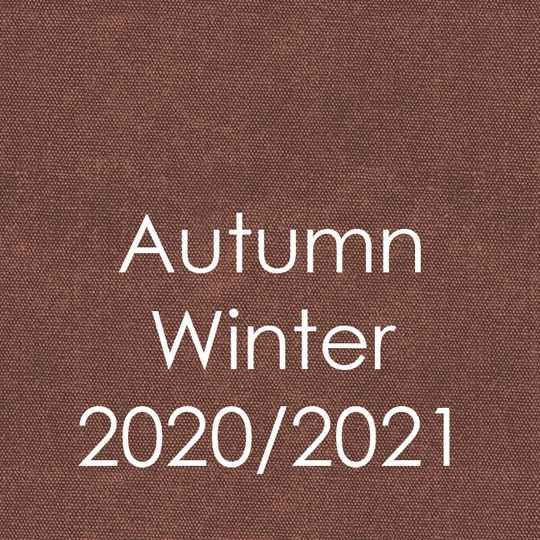 Autumn/Winter 2020/21 Trend Colors & Design Inspiration