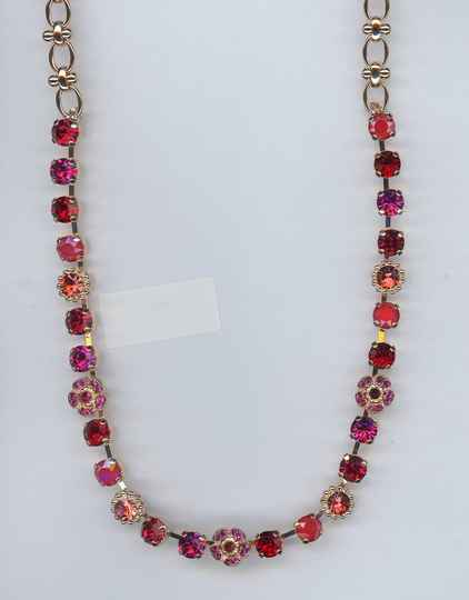 Nature / Firefly Necklace N-3504/2-2140-RG