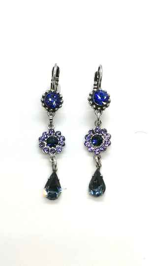 Earrings E-1111 1026 SP