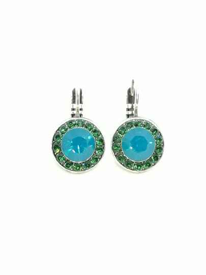 Silk Road / Jade Earrings E-1129 1051 SP6
