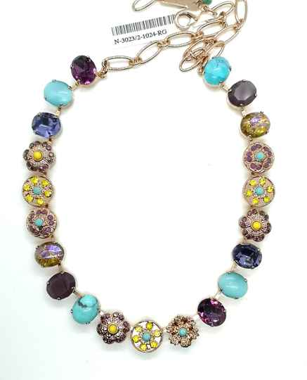 Inspiration / Happiness Necklace N-3023/2 1024 RG