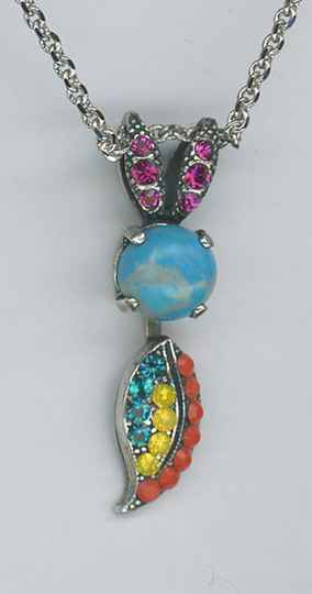 Africa / Masai Necklace N-5143 M1077 SP
