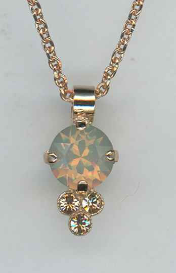 Joy of Life / Peace Necklace N-5010/1-1125-RG