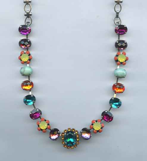 Africa / Masai Necklace N-3090/4-M1077-SP