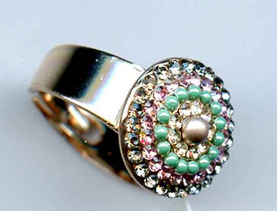 Silk Road / Orchid Ring R-7193 1050 SP