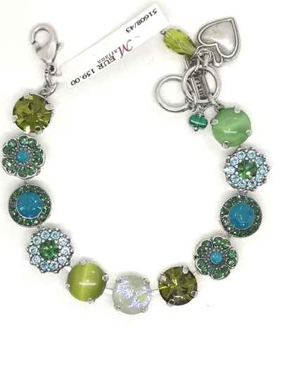 Silk Road / Jade Bracelet B-4084 1051 SP
