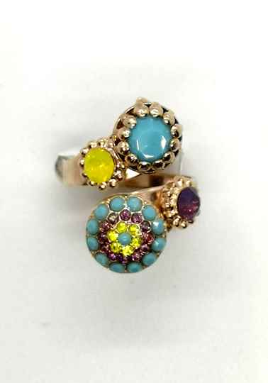 Inspiration / Happiness Ring R-7141/2 1024 RG