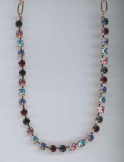 The Sweet Life / Cotton Candy Necklace N-3430-144-RG