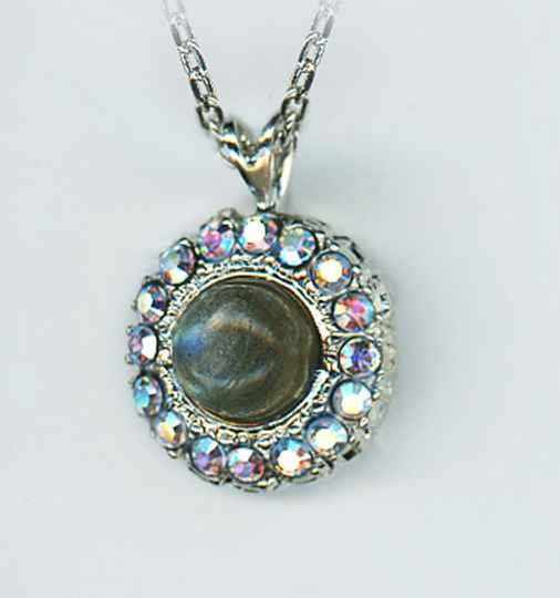 Inspiration / On a Clear Day Necklace N-5014/3-M5537-SP