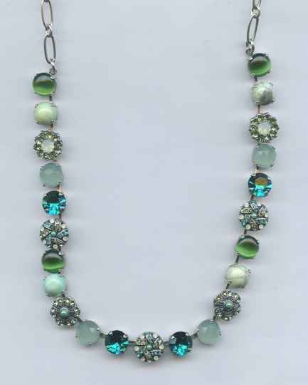 Africa / Congo Necklace N-3259/1-M1076-SP