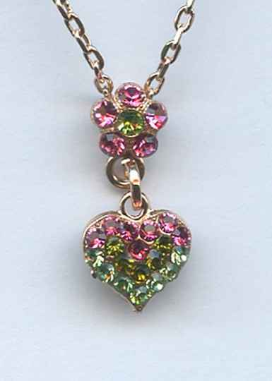 The Sweet Life / Tutti Frutti Necklace N-5322/9 142 RG