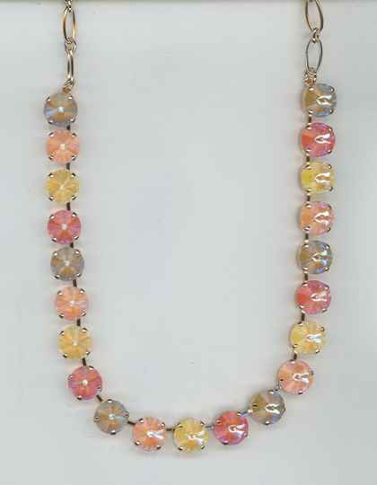 Sunkissed Necklace N-3474R-136-1-RG