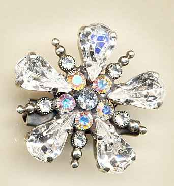 Inspiration / On a Clear Day Brooch BR-2405-001-SP