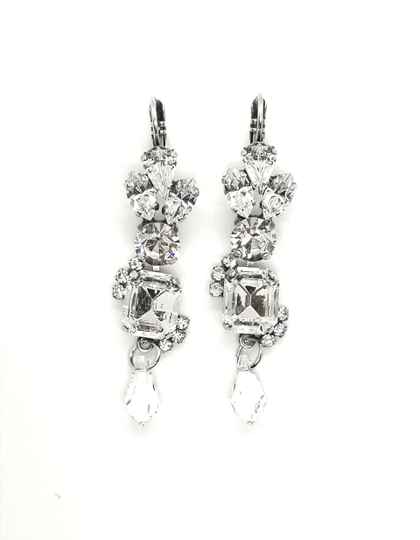 Inspiration /  On a Clear Day Earrings E-1320/2 001001 SP6