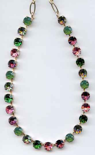 Inspiration / Luck Necklace N-3252-1033-RG