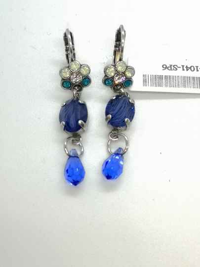 Silk Road / Zhang Earrings E-1019/1-1041-SP6