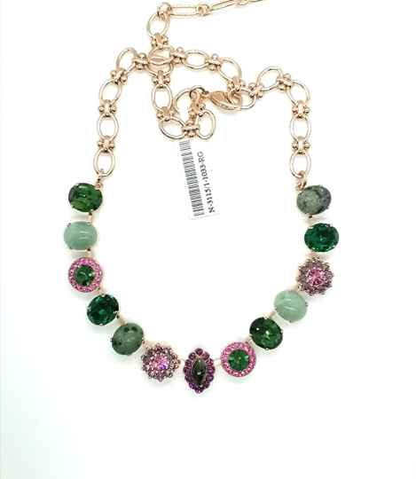 Inspiration /  Luck Necklace N-3115/1-1033-RG