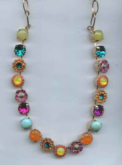 Africa / Masai Necklace N-3084-M1077-SP