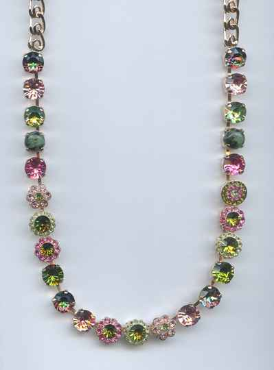 The Sweet Life / Tutti Frutti Necklace N-3479 M142 RG
