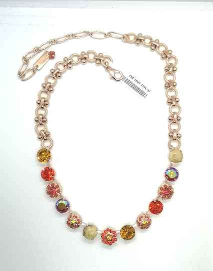 Inspiration /  Strength Necklace N-3411-1031-RG