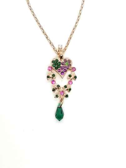Inspiration /  Luck Necklace N-5322/2-1033-RG
