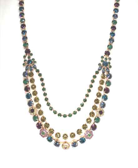 Inspiration / Patience Necklace N-3210 1019 RG