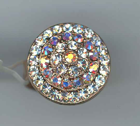 Inspiration / On a Clear Day Ring R-7408/1 0011AB RG