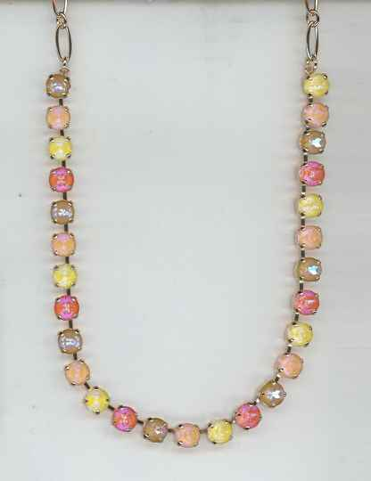 Sunkissed Necklace N-3252-136-1-RG
