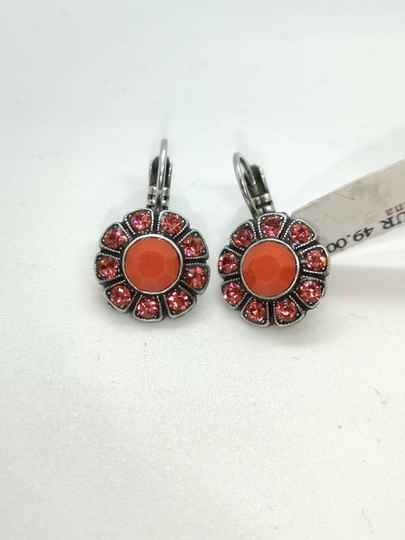 Silk Road / Saffron Earrings E-1131-1047-SP6