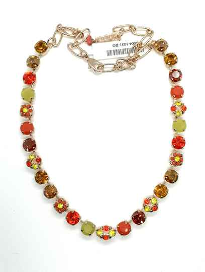 Inspiration /  Strength Necklace N-3004-1031-RG