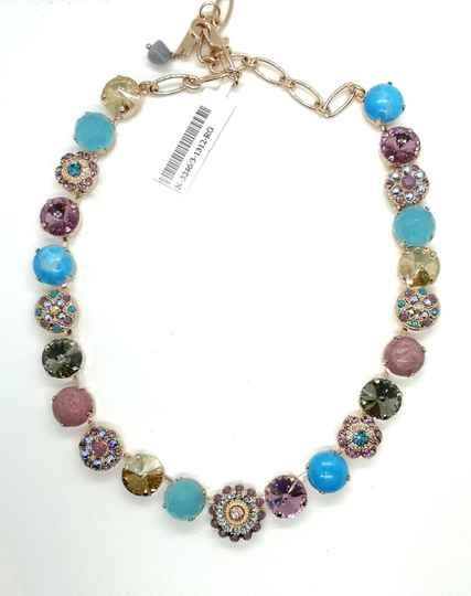Inspiration /  Serenity Necklace N-3246/3 1312 RG