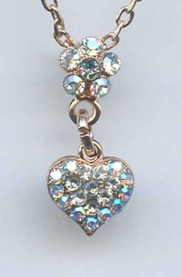 The Sweet Life / Italian Ice Necklace N-5322/9-141-RG