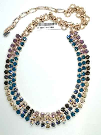 Inspiration /  Serenity Necklace N-3000/3 1312 RG