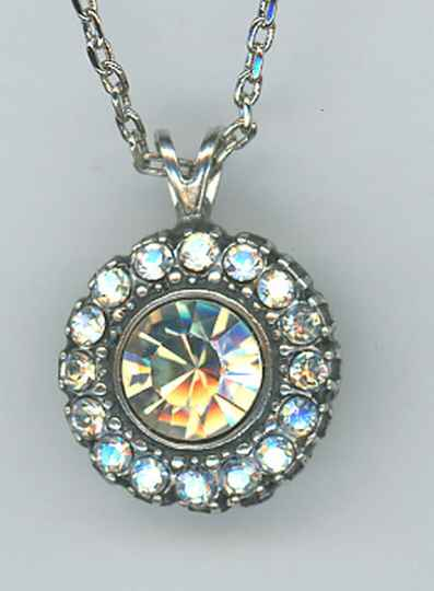 Inspiration / On a Clear Day Necklace N-5014/3-001MOL-RO
