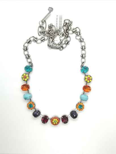Africa / Masai Necklace N-3416-M-1077-SP