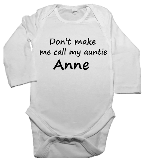 Rompertje l Don't make me call my auntie