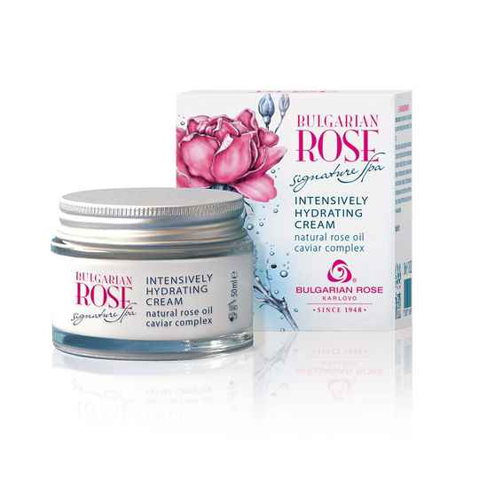 Intensively hydrating cream Signature Spa