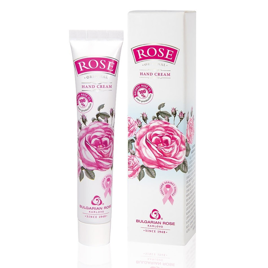 Hand cream Rose Original