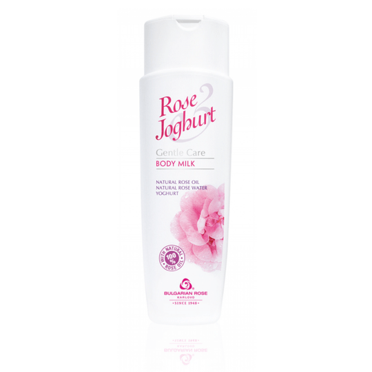 Body milk Rose Joghurt