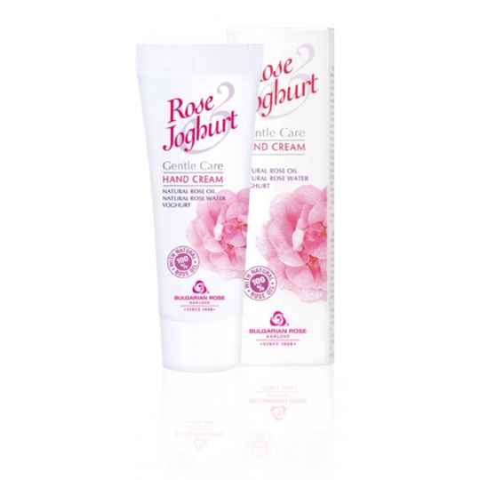 Hand cream Rose Joghurt
