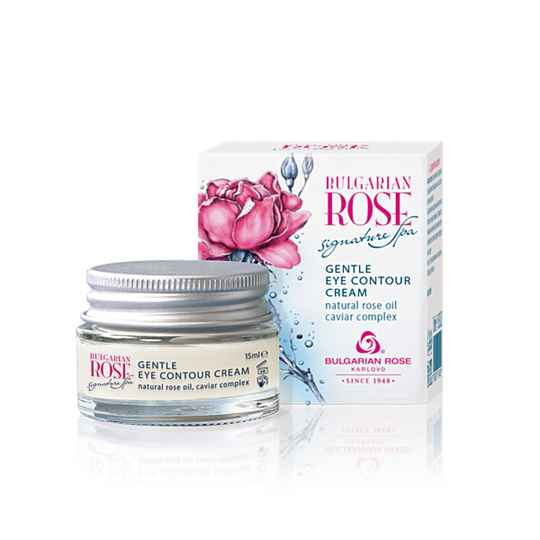 Gentle eye contour cream Signature Spa