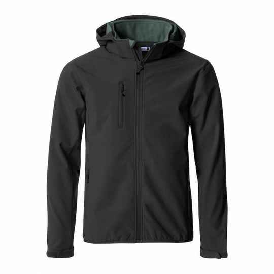 Clique Basic Hoodie Soft Shell Jacket