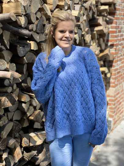FLASH ❗️Sweater Comfy Blue