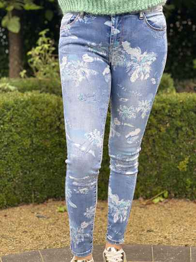 Tropical Jeans